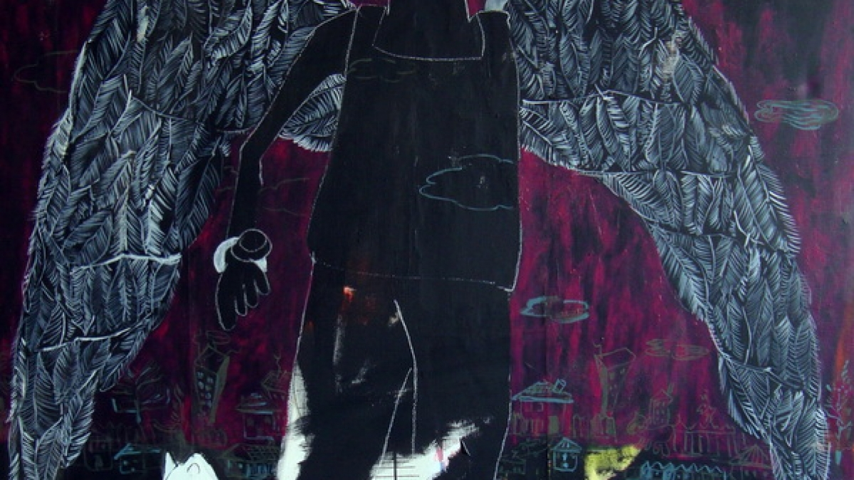 6 Premiu atelier 35 SI-INGERII-POT-FI-OAMENI-2009-170x170cm-acrilic-pe-panza_resize