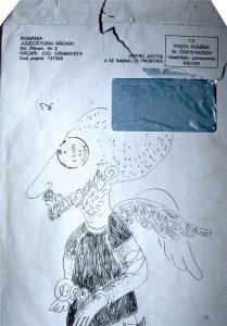 2_-Cristi-Gaspar,-Prioripost-2,-drawing-on-paper-envelope