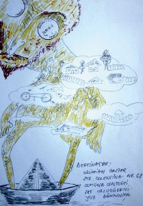 4_-Cristi-Gaspar,-Prioripost-4,-drawing-on-paper-envelope