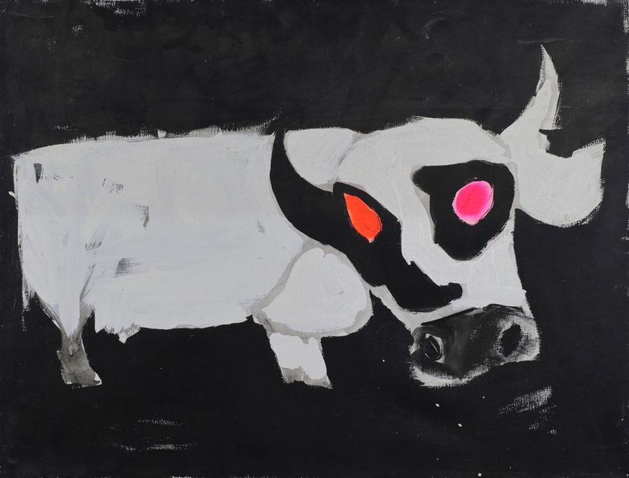 2_-Cristi-Gaspar,-Insectarium,-50x70,-acrylic-on-canvas-2010