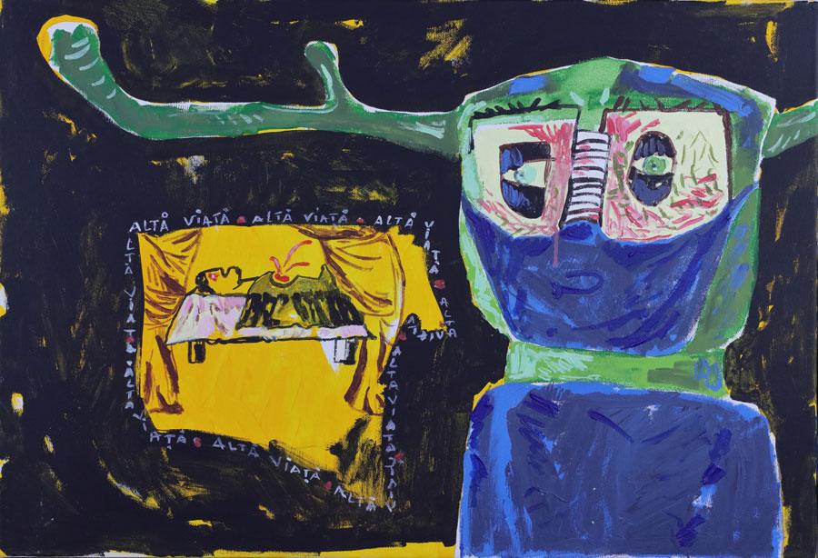 2_-Cristi-Gaspar,-New-life,-50x65cm,-acylic-on-canvas,-2017.