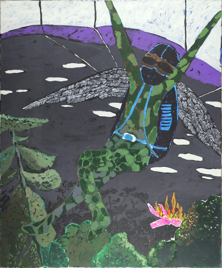 2_Cristi-Gaspar,-Losing-innocence,-96x116cm,-acylic-on-canvas,-2009
